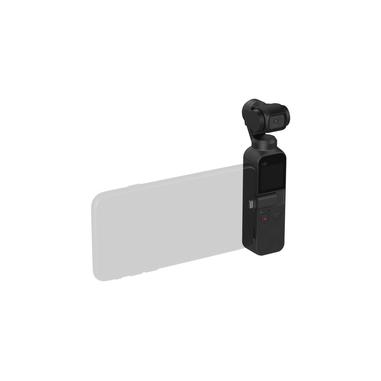 DJI Osmo Pocket gimbal fotocamera stabilizzata 4K Ultra HD 12 MP Nero