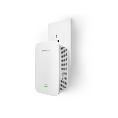 Linksys RE7000 Network repeater 10,100,1000 Mbit/s