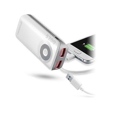 Cellularline Freepower Dual 5200