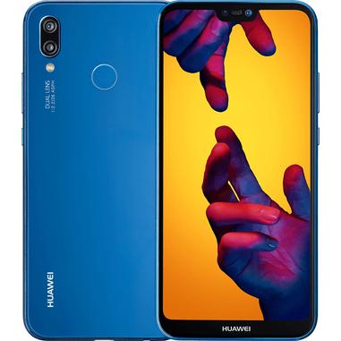 Huawei P20 Lite Blu Smartphone In Offerta Su Unieuro