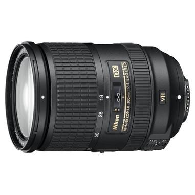 Nikon AF-S DX NIKKOR 18-300mm f/3.5-5.6G ED VR SLR Telephoto zoom lens Nero