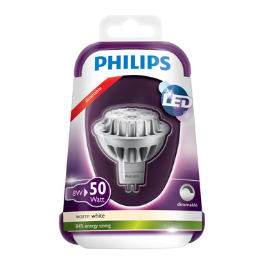 Philips LED 50W GU5.3 lighting spots
