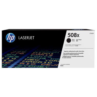 HP 508X Cartuccia laser 12500 pagine Nero