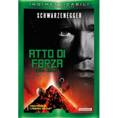 Atto di Forza, DVD DVD 2D ITA