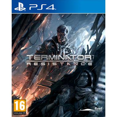 Terminator: Resistance, PS4