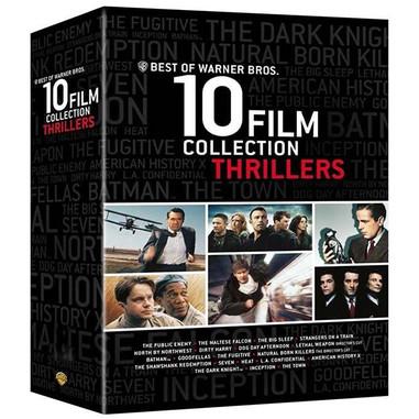 10 film da collezione Thriller (DVD)