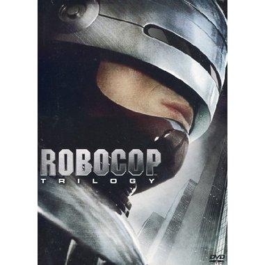 Robocop trilogia (DVD)