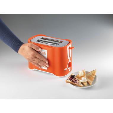 Ariete 124 2fetta/e 500W Arancione tostapane