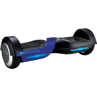 Twodots GLYBOARD 2.0 10km/h 4400mAh Nero, Blu Glyboard