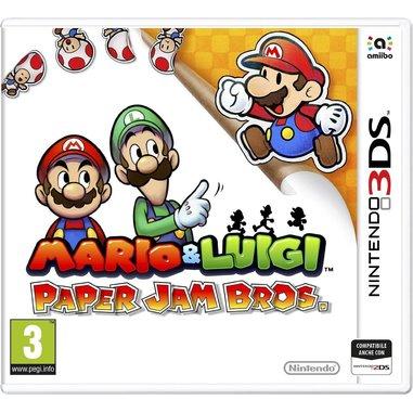 Mario & Luigi: paper jam bros. - 3DS