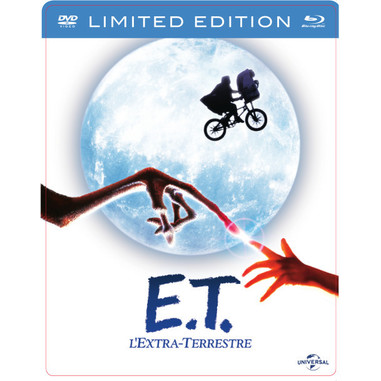 E.T. l'extra-terrestre (Blu-ray + DVD)