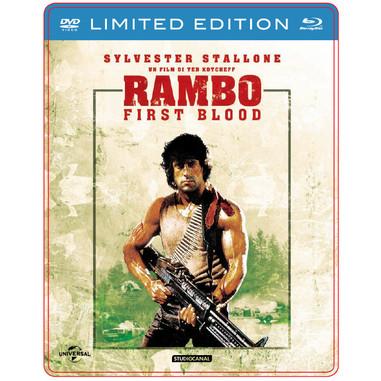 Rambo: first blood - edizione limitata