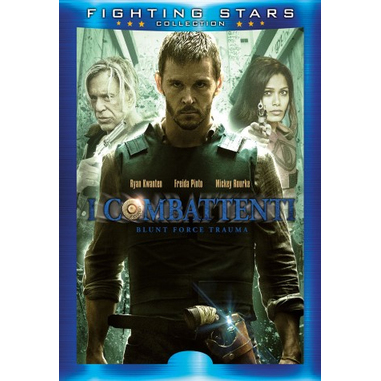 I combattenti - Blunt Force Trauma, Blu-Ray Blu-ray 2D ITA