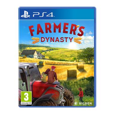 Farmer's Dynasty, PlayStation 4
