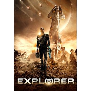 Explorer, Blu-Ray Blu-ray 2D ITA