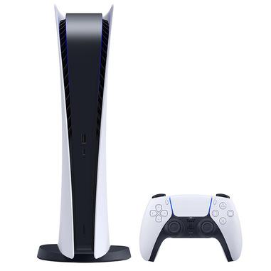 Sony PlayStation 5 Digital Edition Nero, Bianco 825 GB Wi-Fi