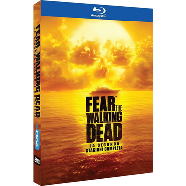 Fear The Walking Dead Blu-Ray