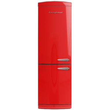 Bompani BOCB698R Libera installazione Rosso 217L 85L A+