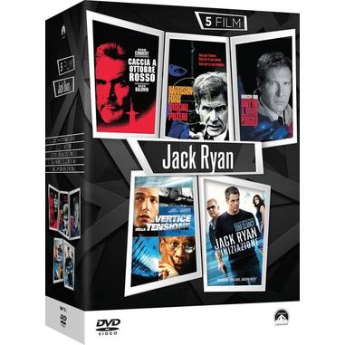Cofanetto Jack Ryan (DVD)