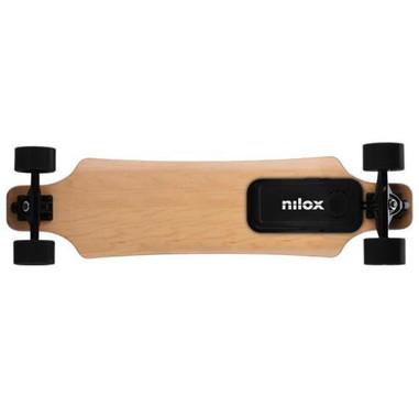 Nilox DOC LONGBOARD BLACK Tavola lunga 15km/h 20km