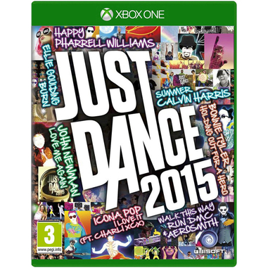Ubisoft Just Dance 2015, Xbox One