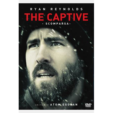 The captive - scomparsa (DVD)
