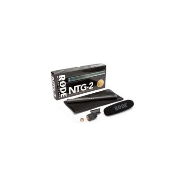 Rode NTG-2 microfono mezzo fucile direzionale a condensatore