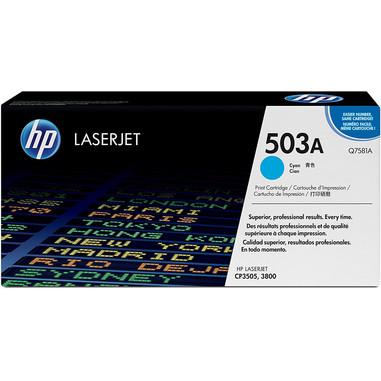 HP 503A Cartuccia laser 6000pagine Ciano