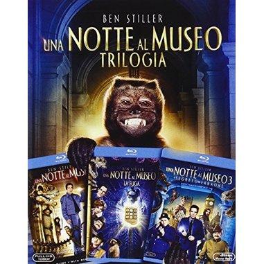 Una notte al museo - trilogia (DVD)