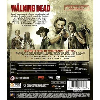 The Walking Dead - stagione 5 (Blu-Ray)