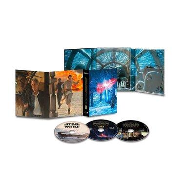 Star Wars: il risveglio della Forza 3D (Blu-ray)