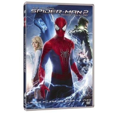 The amazing Spider-Man 2 - Il potere di Electro (DVD)