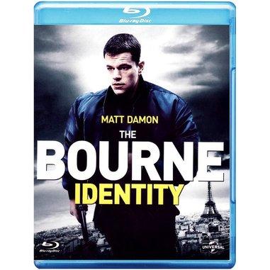 The bourne identity (Blu-ray)