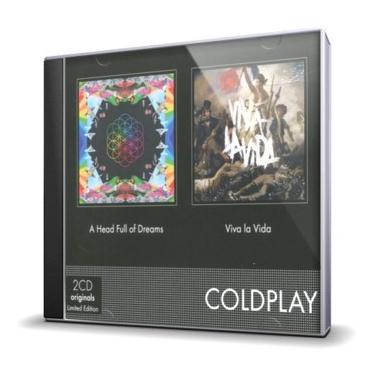 Coldplay : A Head Full Of Dreams / Viva La Vida, 2CD CD Rock