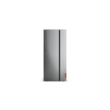 Lenovo IdeaCentre 720 AMD Ryzen 3 8 GB DDR4-SDRAM 1000 GB HDD Nero, Argento Torre PC