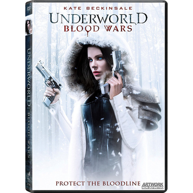 Underworld - Blood Wars, DVD