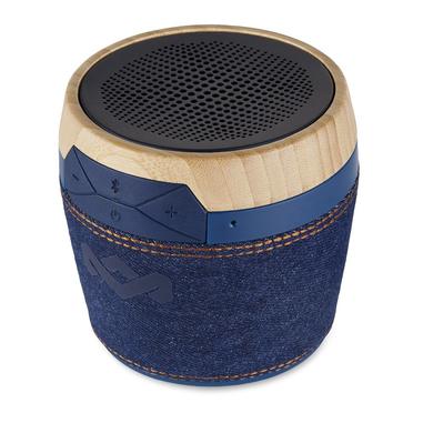 The House Of Marley Chant Mini Mono Nero, Blu, Legno