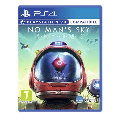 No Man's Sky Beyond, - PlayStation 4