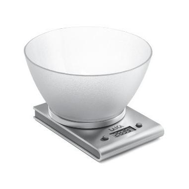 Laica LC7113 Bilancia da cucina elettronica Argento bilancia da cucina