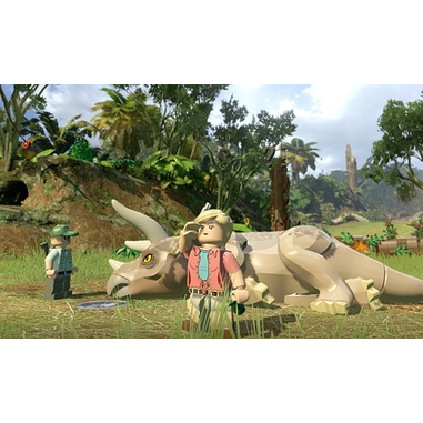 LEGO Jurassic World, Xbox 360