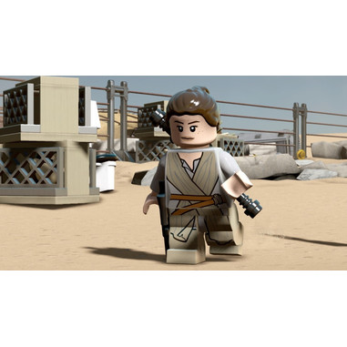 Lego Star Wars: il risveglio della Forza - Wii U