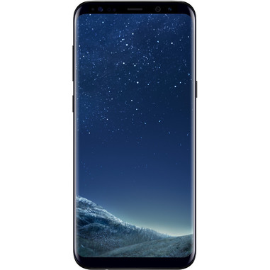 Samsung Galaxy S8+ 4G 64GB Midnight black smartphone