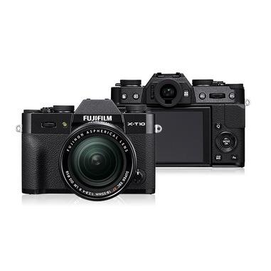 Fujifilm X-T10 + XC 16-50mm MILC 16,3 MP CMOS II 4896 x 3264 Pixel Nero
