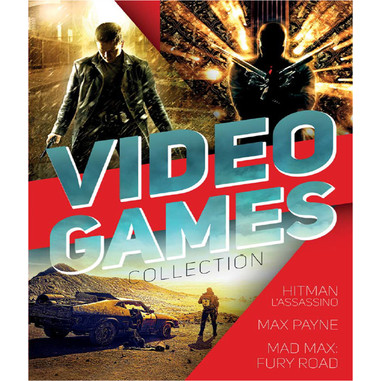 Videogames collection (DVD)
