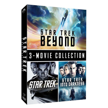 Universal Pictures Star Trek - 3 film collezione