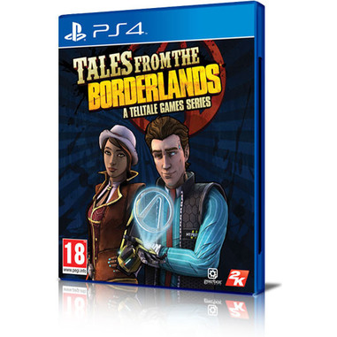 Tales from the Borderlands: a Telltale Games series - Playstation 4