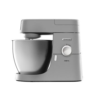 Kenwood Chef XL KVL4125S Sbattitore con base Argento 1200 W