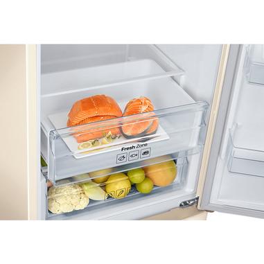 Samsung RB37J5315EF Libera installazione 269L 98L A++ Sabbia frigorifero con congelatore