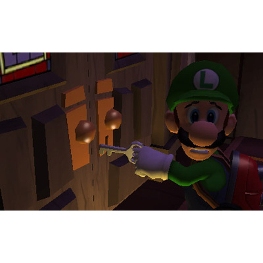 Nintendo Luigi's Mansion 2, 3DS