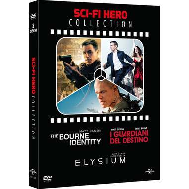 Sci-Fi Hero collection (DVD)